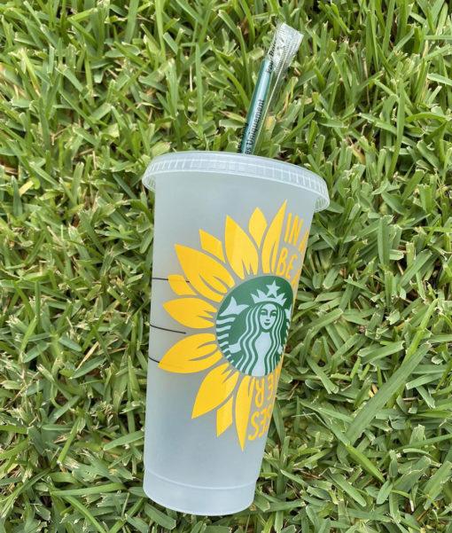 Be a sunflower 3