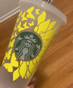 Sunflower butterfly 5