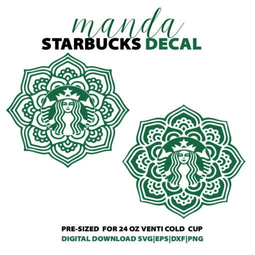 mandala For starbucks