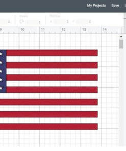 American Flag Svg Free 2