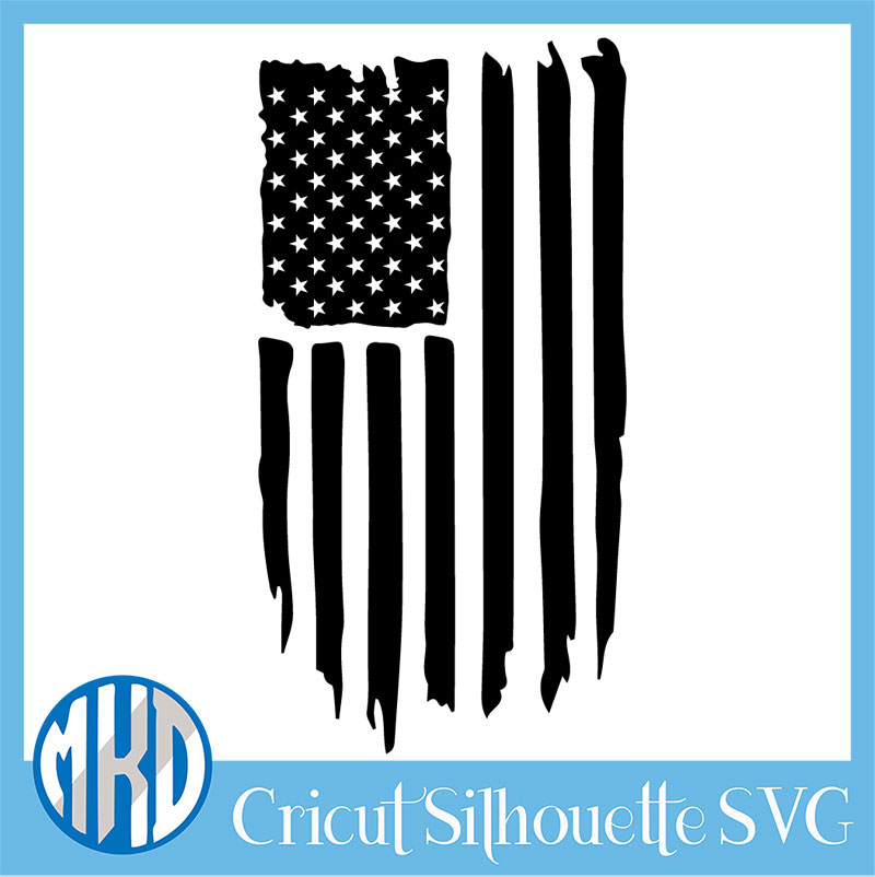 American flag 8 2