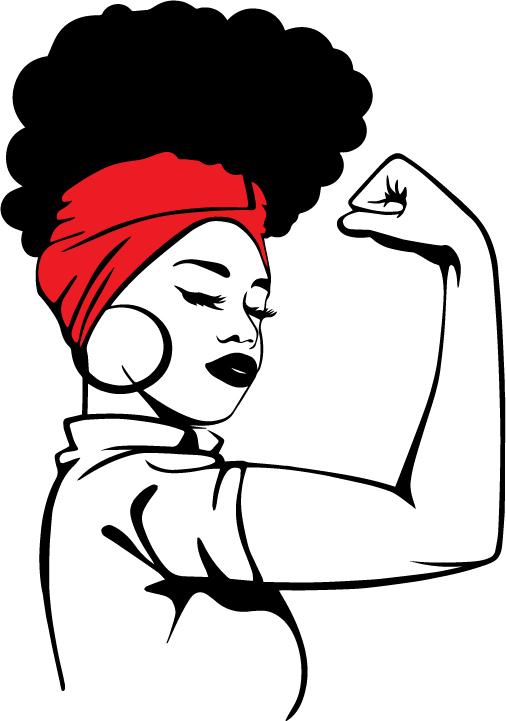 Black Woman Svg Free 2 2