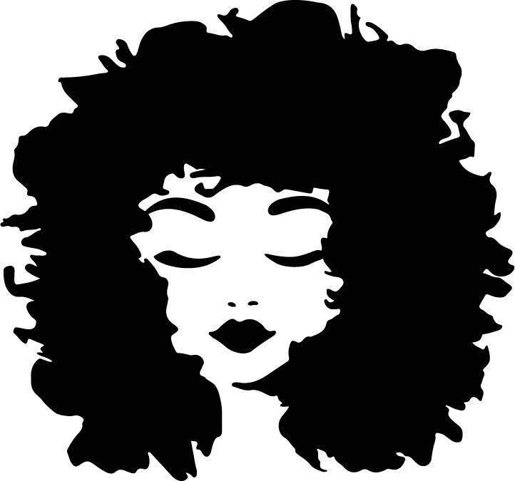 Black Woman Svg Free 2 3