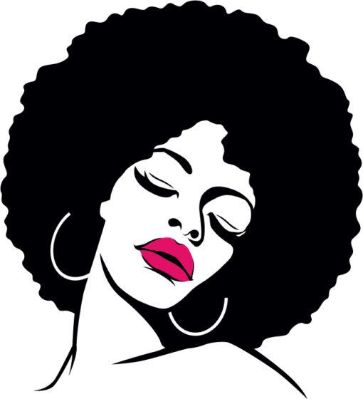 Black Woman Svg Free 2