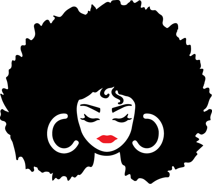 Black Woman Svg Free 4
