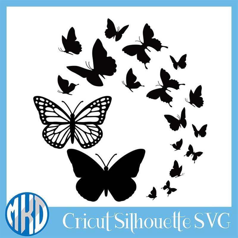 Butterfly svg 55