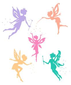 Fairy SVG 1