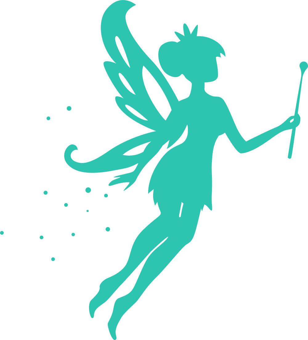 Fairy SVG 5