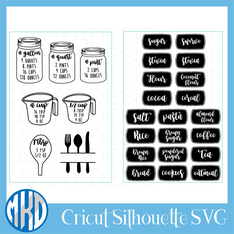 Kitchen Svg Free 7
