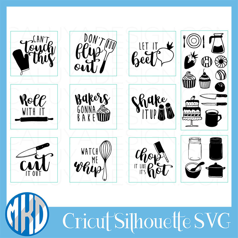 Kitchen Svg Free 9