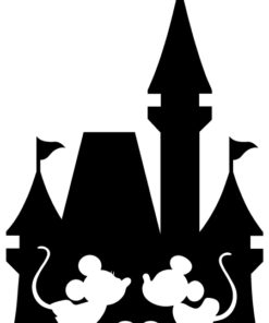 Mickey mouse svg 3