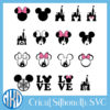 Mickey Mouse Svg Free,Free Mickey Head Svg,Minnie Mouse SVG,Disney Castle SVG,Disney Svg Free