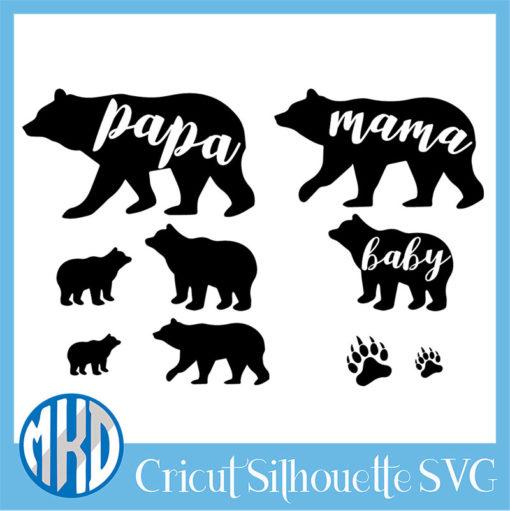 bear svg