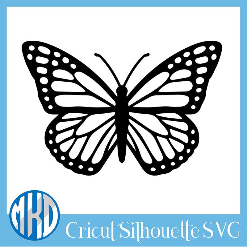 butterfly SVG 2 1
