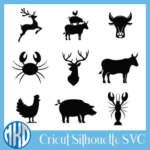 deer svg free 1 1