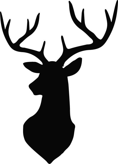 deer svg free 1