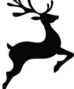 deer svg free 2