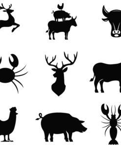 deer svg free