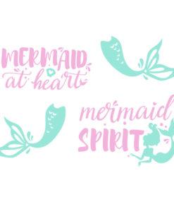 mermaid svg free