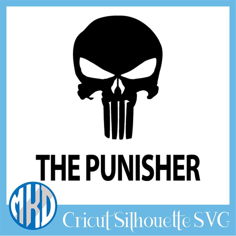 the punisher logo 55