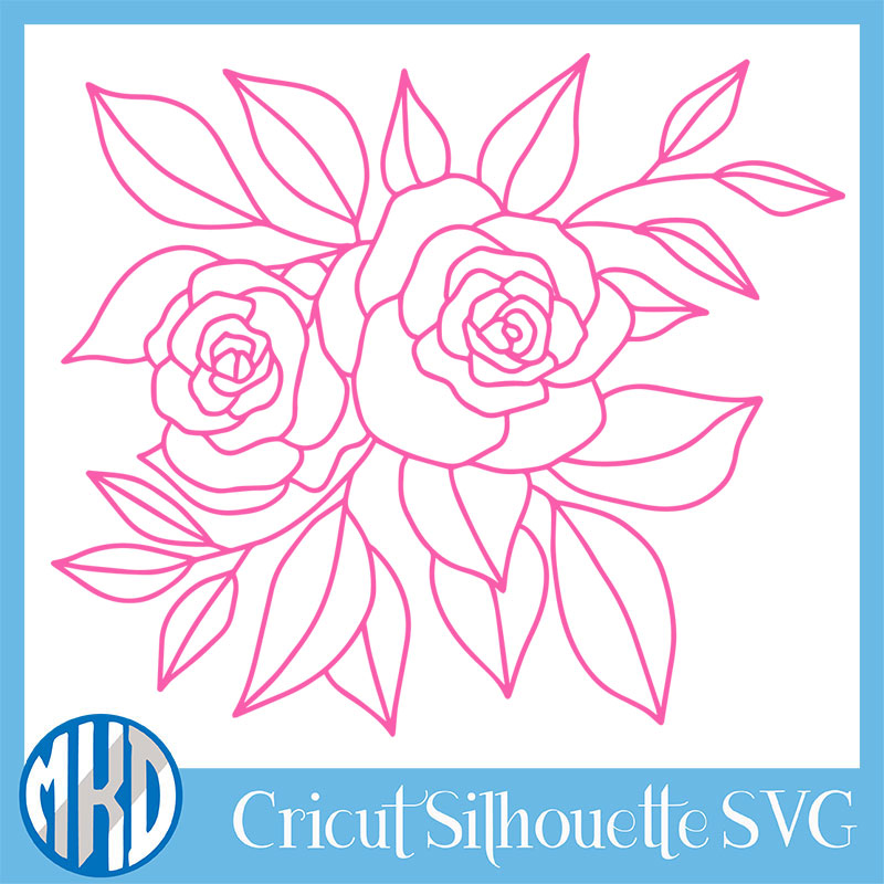 Flower SVG Main