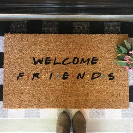 Friends font 1