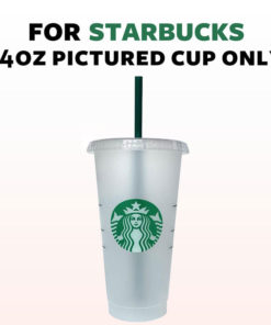 Starbucks Cup Template 2