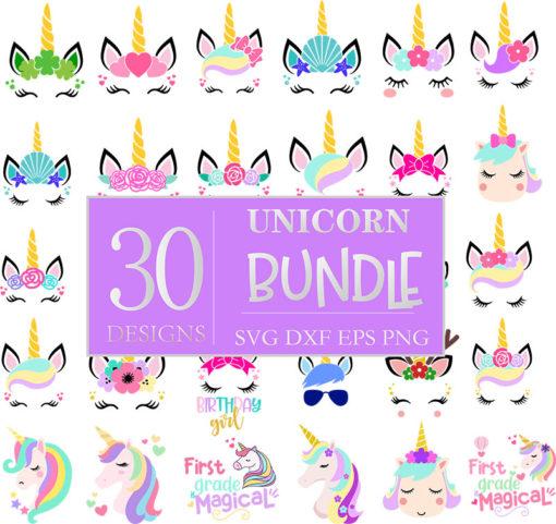 Unicorn bundle 1