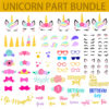 unicorn part bundle
