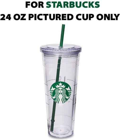 Template Starbucks 24 oz Acrylic Cup 1