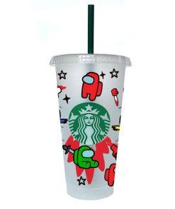 AmoungUs StarbuckCup24oz 3