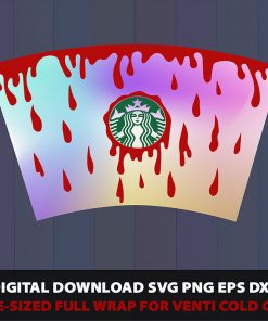 Dripping blood 2