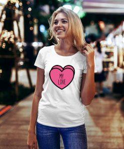 Candy Heart SVG Bundle svg 4