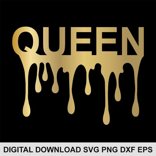 queen svg