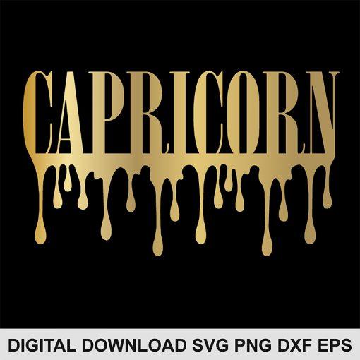 CAPRICORN svg