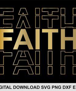 Faith svg file