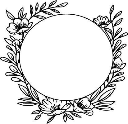 Floral svg png bundle 1