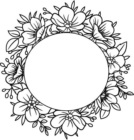 Floral svg png bundle 2