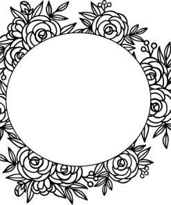 Floral svg png bundle 3