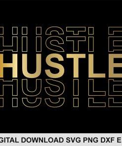 Hustle svg file