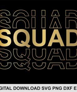 Squad svg file