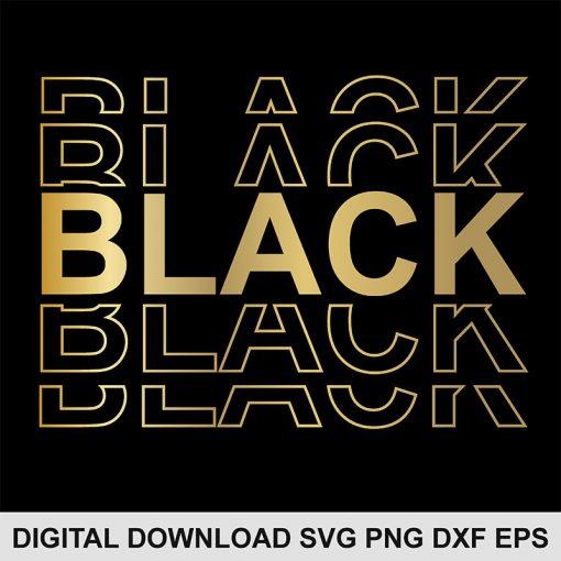 black SVG png 1