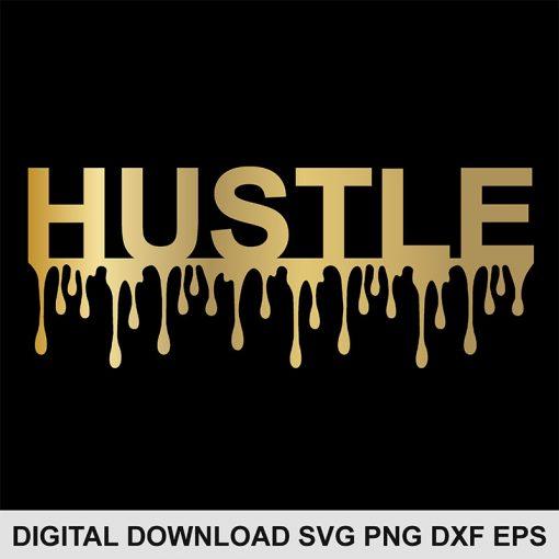 hustle svg