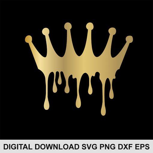 king crown svg