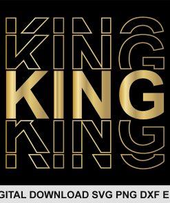king svg file