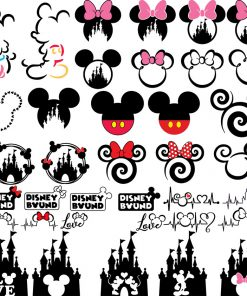 mickey mouse svg