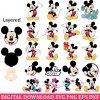 mickey mouse svg bundle