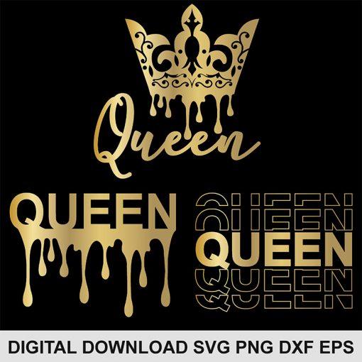queen svg bundle 1