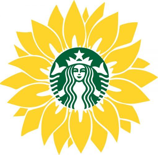 sunflower svg 1
