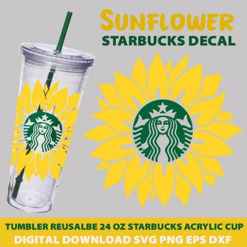 sunflower svg M